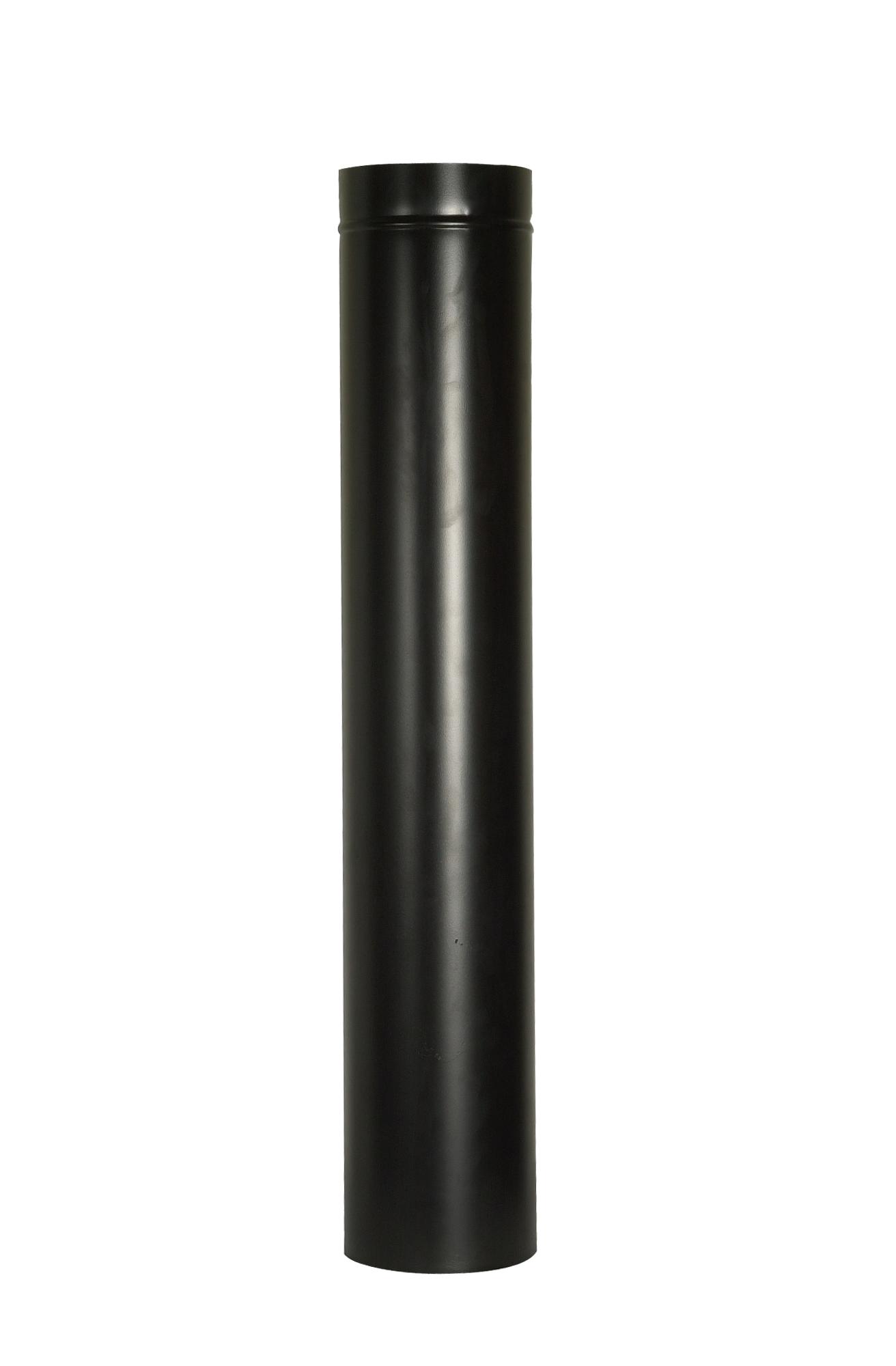 Tubo/cano  para instalação para fogão/lareira/calefator diâmetro 15 cm